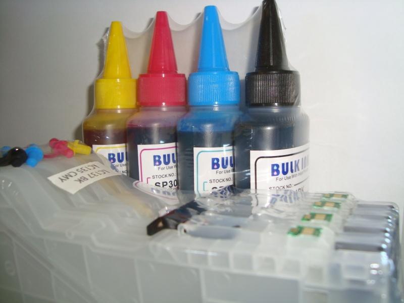 BO7E Extended Refillable Cartridges