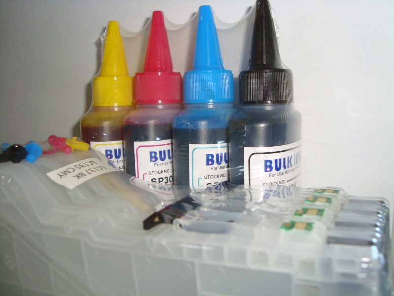BO8E Extended Refillable Cartridges
